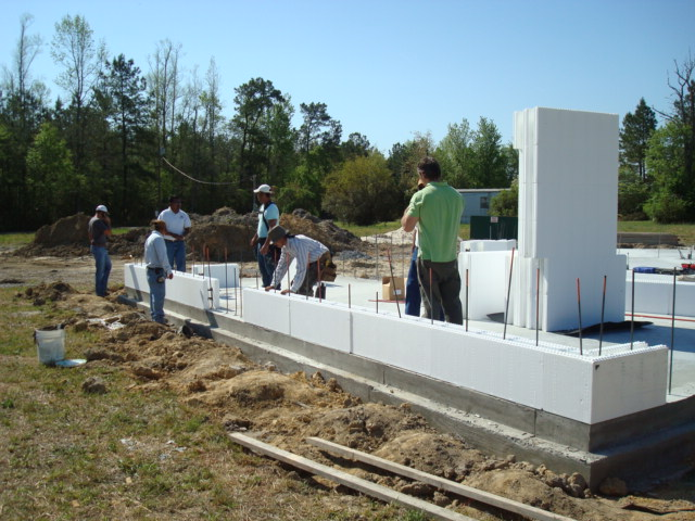 Mark johnson custom homes blog a premier custom builder for Icf house