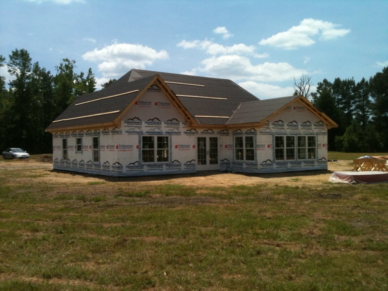Mark johnson custom homes blog a premier custom builder for Building a house in nc